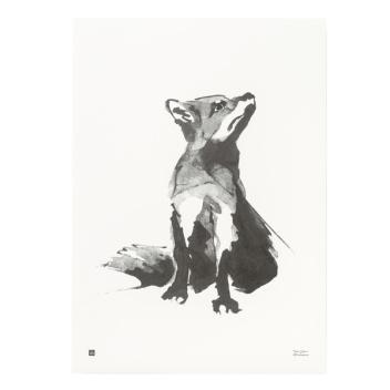Poster lis Teemu Jarvi 30x40 FOX