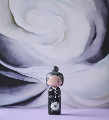 Laleczka Kokeshi 14,5 cm GEORGIA