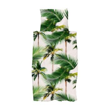 Pościel bawełniana w palmy 140x200 PALM BEACH