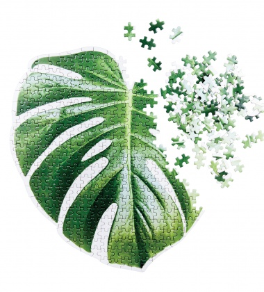 Puzzle 500 Slow Puzzle MONSTERA
