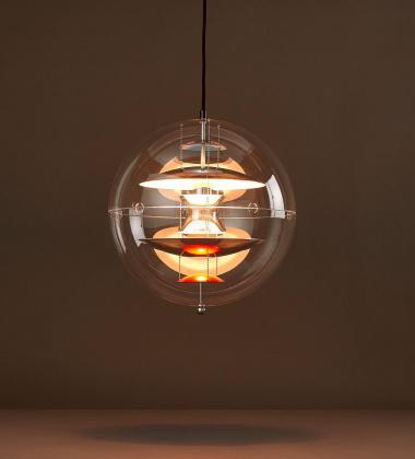 Lampa wisząca VP Globe 50 cm Multicolour EXPO