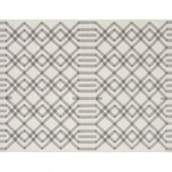 Kilim wełniany DUNA ALFOMBRA ORANGE 150x200 by Sandra Figuerola EXPO