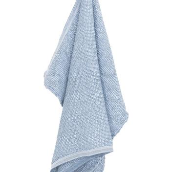 Ręcznik kąpielowy TERVA 85x180 Biało-Niebieski