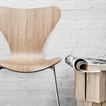 Krzesło Series 7 Classic Dąb Naturalny