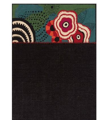 Dywan wełniany 170x240 RUSTIC CHIC FLOWER MULTI by Sandra Figuerola