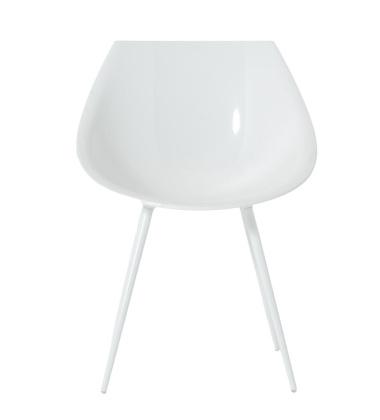 Krzesło LAGO Chair Białe Expo