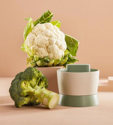 Naczynie do wegańskiego ryżu z kalafiora lub brokułów VEGGIE RICER 200g