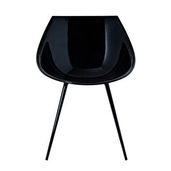 Krzesło LAGO Chair Czarne Expo
