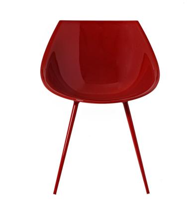Krzesło Lago Chair Czerwone