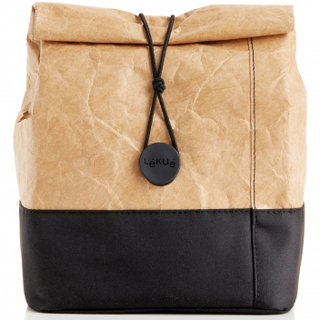 Torba lunchowa termiczna LUNCH BAG TO GO Natural by Lekue