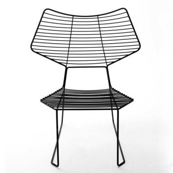 Fotel ALIENO LOW Armchair Czarne EXPO