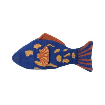 Poduszka Przytulanka FRUITICANA LEOPARD FISH 28x14