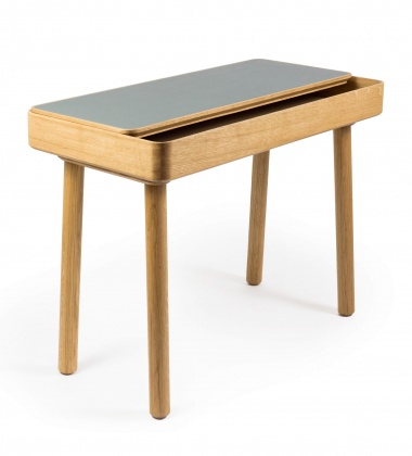 Biurko dębowe AVIO Writting Desk 100x50 by Roberto Cattaneo