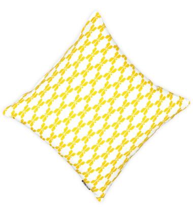 Poduszka Perhonen Cover 40x40 Żółta