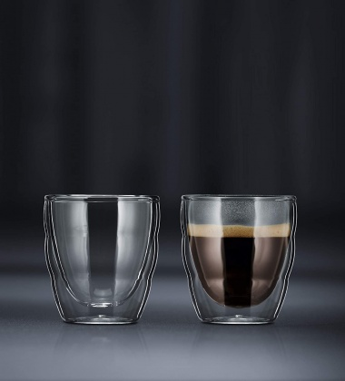 Zestaw szklanek do espresso PILATUS 80 ml Set 2