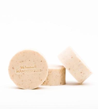 Kremowe mydło Almond Scrub MIGDAŁOWY PEELING