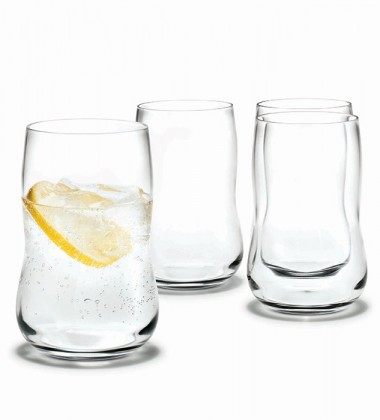 Szklanki Future Glass 37 cl Set of 4 Clear