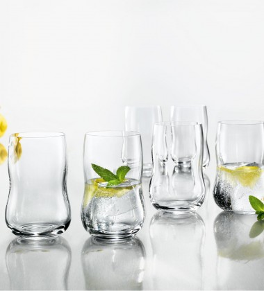 Szklanki Future Glass 25 cl Set of 6 Clear