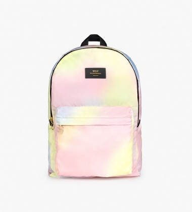 Plecak z recyclingu TIE & DYE Recycled Backpack