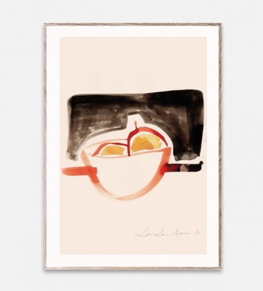 Poster 50x70 THE BOWL by Loulou Avenue