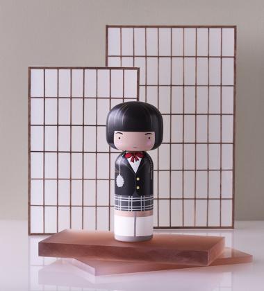Laleczka Kokeshi 14,5 cm GOGO YUBARI - Kill Bill