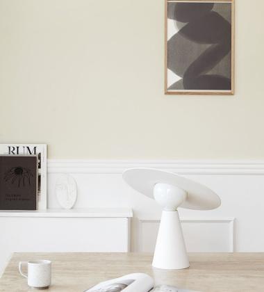 Lampa stołowa CERAMIC TABLE LAMP H33