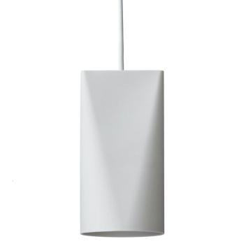 Lampa wisząca ceramiczna CERAMIC PENDANT NARROW 22x11,2 cm