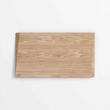 Deska do krojenia i serwowania CUTTING BOARD 44x24,7 cm Dąb