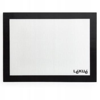 Mata-Stolnica z włókna szklanego i silikonu GOURMET 40x30 cm by Lekue