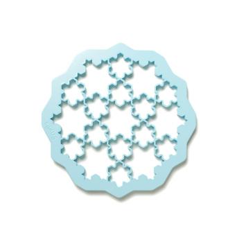 Forma silikonowa do ciastek PUZZLE SNOW 24 cm by Lekue