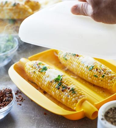 Naczynie do gotowania kolb kukurydzy CORN COOKER by Lekue