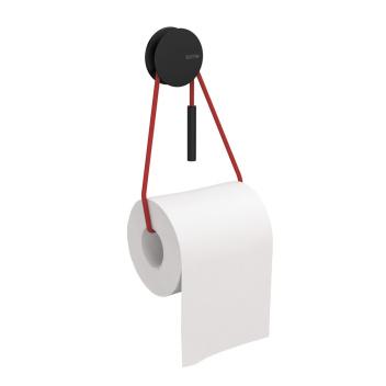 Wieszak na papier DIABLO PAPER HOLDER Black-Red