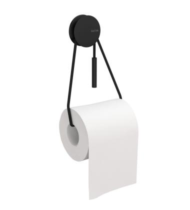 Wieszak na papier DIABLO PAPER HOLDER Black-Black
