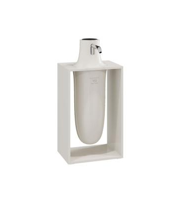 Dozownik do mydła INSIDE 10,2x7,5x21 Glossy Stone