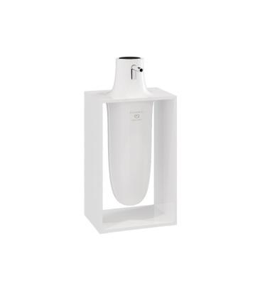 Dozownik do mydła INSIDE 10,2x7,5x21 Glossy White