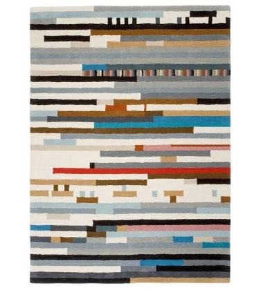 Dywan tkany wełniany LEPARK 170x240 by Enblanc