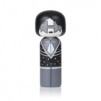 Laleczka Kokeshi 14,5 cm KISS The Spaceman