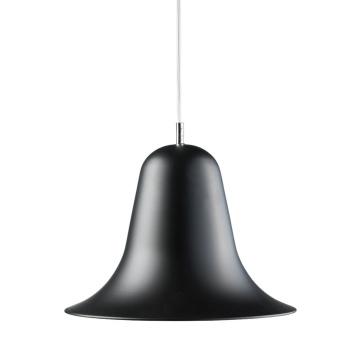 Lampa wisząca Pantop 30 cm Czarna Matowa EXPO