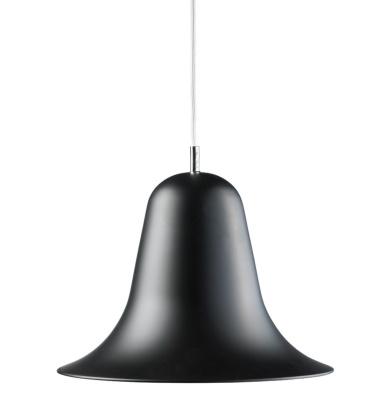 Lampa wisząca Pantop 30 cm Czarna Matowa