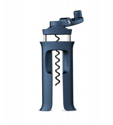 Korkociąg z korbką BARWISE BLUE 13x6 by Joseph Joseph