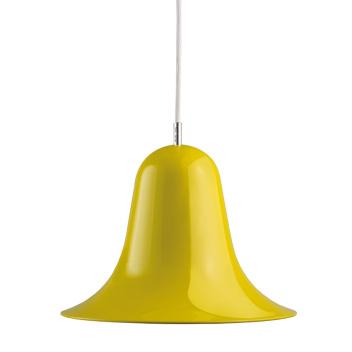 Lampa wisząca Pantop 30 cm Żółta EXPO