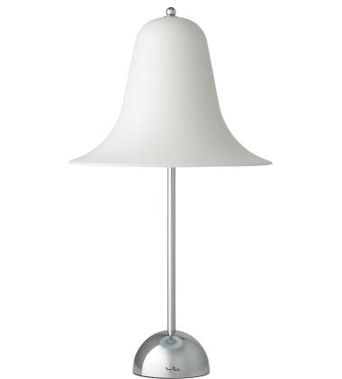 Lampa stołowa Pantop 30 cm Biały Połysk