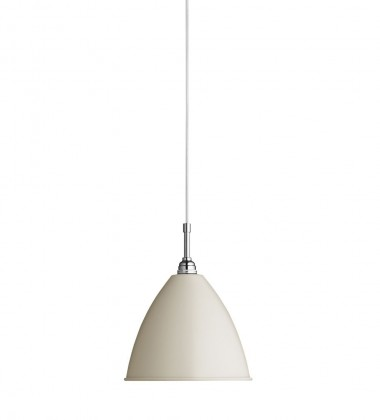 Lampa wisząca BL9S Bestlite 16 cm Krem-Chrom EXPO