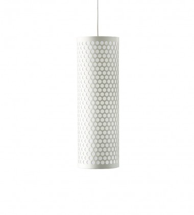 Lampa wisząca Ana Pedrera 20 cm Biała