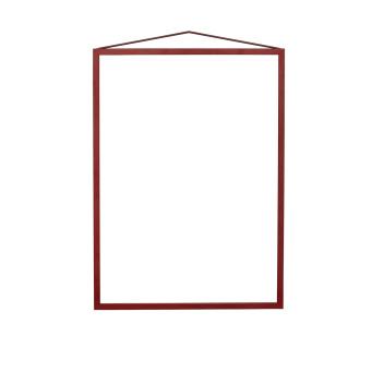 Ramka wisząca A3 Frame 44x32 cm Czerwone Aluminium