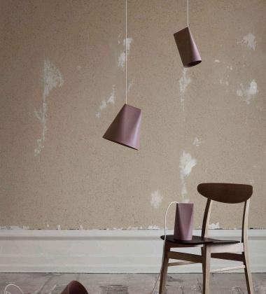 Lampa wisząca ceramiczna CERAMIC PENDANT NARROW 22x11,2 TERRACOTTA