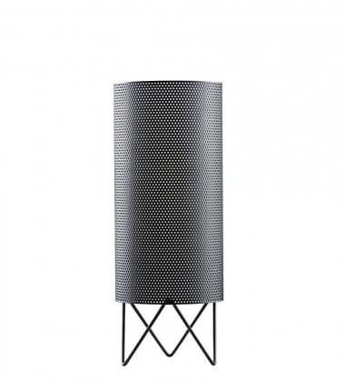 Lampa stołowa H2O Pedrera Czarna
