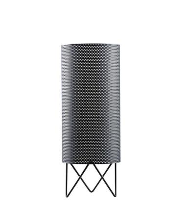 Lampa stołowa La Pedrera H2O Czarna