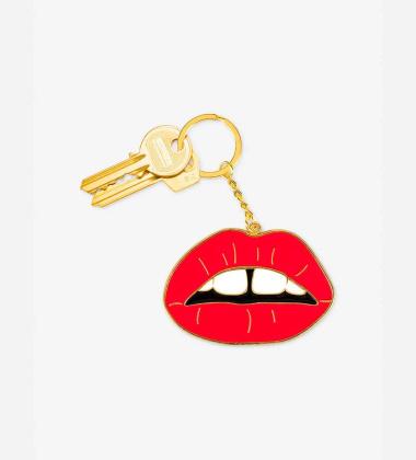 Brelok OVERSIZED Keychain 11,8x15 LIPS