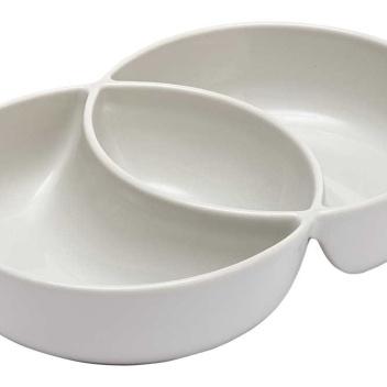 Misa do serwowania SZARA 32 cm Loop Serving Bowl